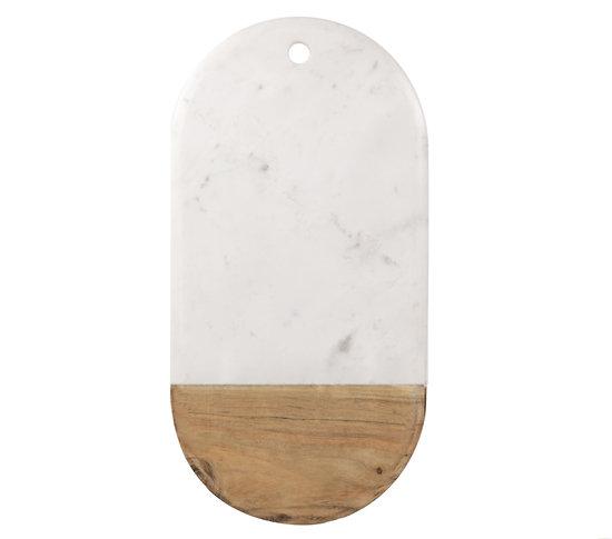 planche d couper ovale en bois stonemen d. Black Bedroom Furniture Sets. Home Design Ideas