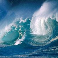 CIRE PARFUMEE EN PETIT POT REVE D'OCEAN