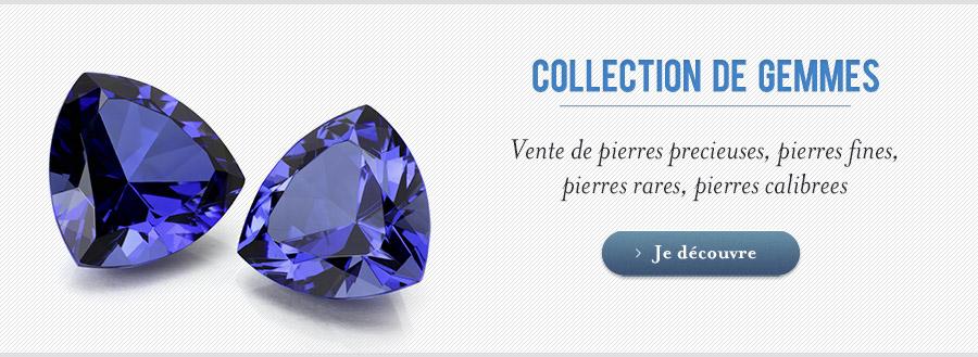 Le plus grand choix de gemmes taillées en France