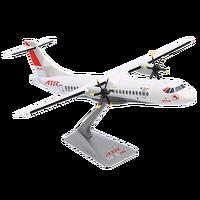 """ATR model scale 1/100th kit ATR 72-600 """"2016 Livery"""""""