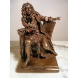 Statuette de Molière/Théâtre/Comédie