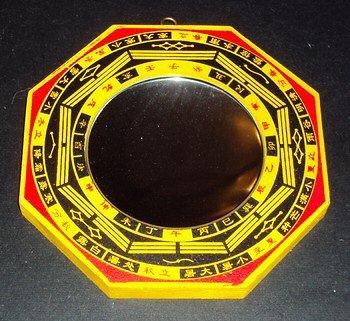 Miroir feng shui convexe pa kua ba gua for Miroir et feng shui