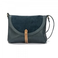 Aky large - Grand sac besace // Classic Navy