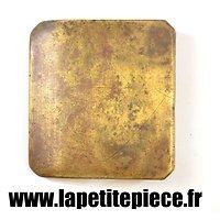 Boucle de ceinturon Française modèle 1845