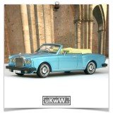 Rolls-Royce Corniche II convertible 1977