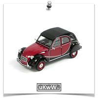 Citroën 2CV6 Charleston 1980