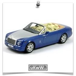 Rolls-Royce Phantom drophead coupé 2007