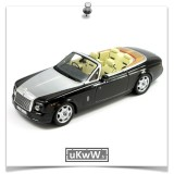 Rolls-Royce Phantom drophead coup&eacute; 2007