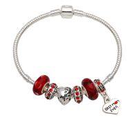 Bracelet Je t'aime Maman 19 cm