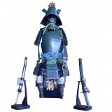 Armure Samourai Deco Verte