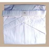 Hakama Blanc. 60% coton
