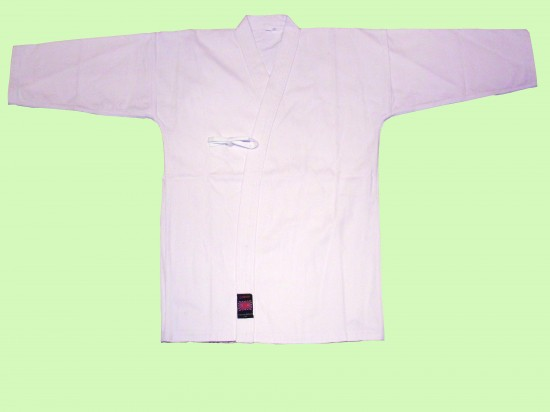 Keikogi Blanc. 100% coton