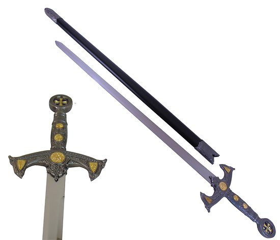Epée templière