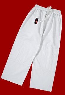 Pantalon Judo blanc
