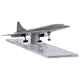 Concorde métal poli (Petit)