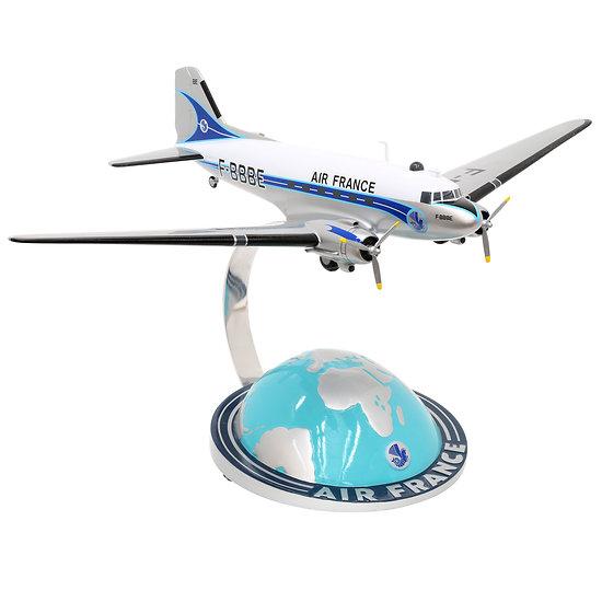 Maquette DC-3 Air France