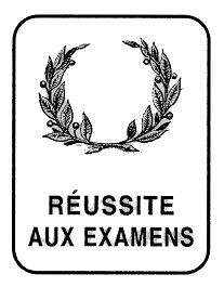 Programme  de Radionique Subliminale - Réussite scolaire, examens, compétitions, mémoire