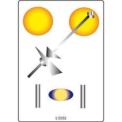Poster SOLARIA - L'épée (60 x 40 cm)