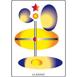 Poster SOLARIA - la justice  (60 x 40 cm)