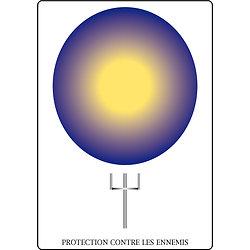 Poster SOLARIA - Protection contre les ennemis  (60 x 40 cm)