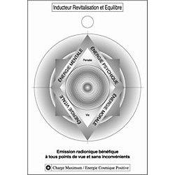 Radionix Reviltalisation et Equilibre