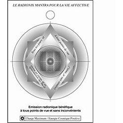 LE RADIONIX MANTRA POUR LA VIE AFFECTIVE