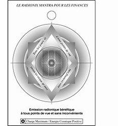 LE RADIONIX MANTRA POUR LES FINANCES