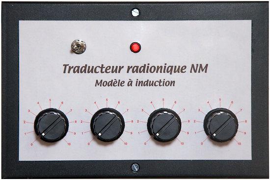 TRADUCTEUR RADIONIQUE NM (nouvelle génération 2021/22)