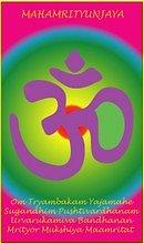 """Talisman du OM """"Mahamrityunjaya mantra"""""""