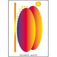 Poster SOLARIA - Fécondité Beauté  (60 x 40 cm)