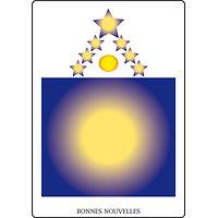 Poster SOLARIA  - Bonne Nouvelle  (60 x 40 cm)