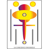 Poster SOLARIA - La Conscience Universelle  (60 x 40 cm)