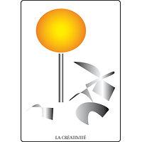 Poster SOLARIA - La Créativité  (60 x 40 cm)