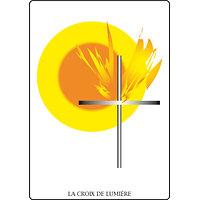 Poster SOLARIA - La Croix de Lumière  (60 x 40 cm)