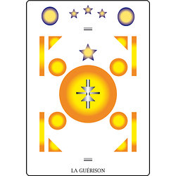 Poster SOLARIA - La Guérison (60 x 40 cm)