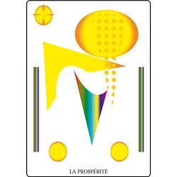 Poster SOLARIA - La Prospérité  (60 x 40 cm)