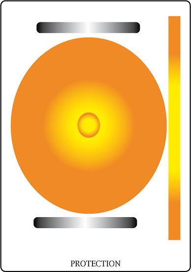 Poster SOLARIA - La Protection  (60 x 40 cm)