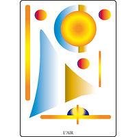 Poster SOLARIA  - L'Air  (60 x 40 cm)