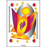 Poster SOLARIA  - L'Ange (60 x 40 cm)