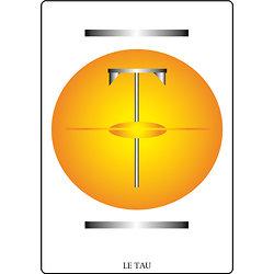 Poster SOLARIA - Le Tau  (60 x 40 cm)