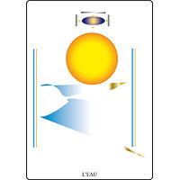 Poster SOLARIA - L'Eau  (60 x 40 cm)
