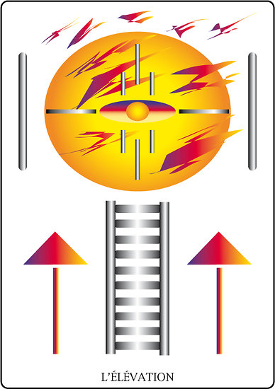 Poster SOLARIA - L'élévation  (60 x 40 cm)