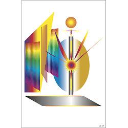POSTER - L'AIDE  (format: 90 x 60 cm)