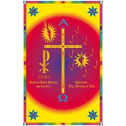 POSTER - PANTACLE DU CHRIST  (format: 90 x 60 cm)