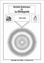 """Coffret 50 remèdes radioniques """"Hildegarde von Bingen"""""""