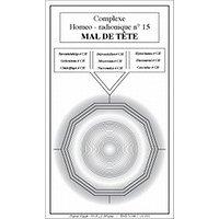 Complexes Homéo-Radioniques