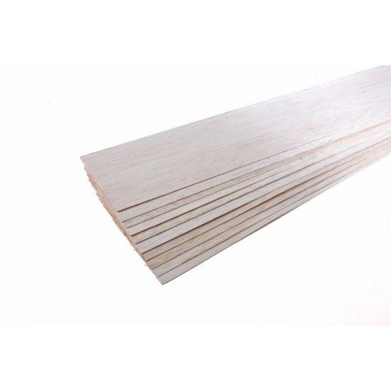 Planche Balsa ANDINO 4 mm