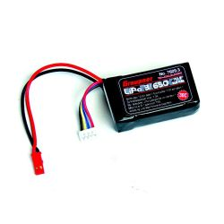 Batterie Lipo V-MAXX 30C 3/650 11.1V BEC Graupner