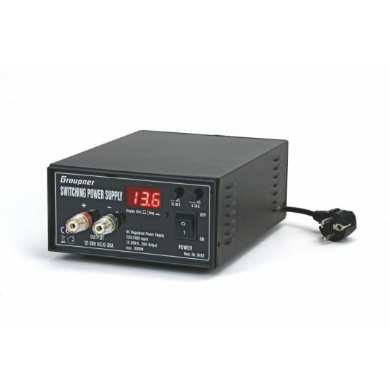 Alimentation 12-26V/0-30A (800W) stabilisée réglable