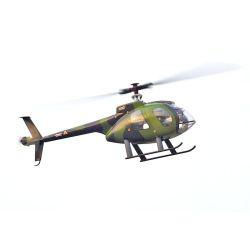 RAPTOR E300 MD Flybarless ARTF Graupner